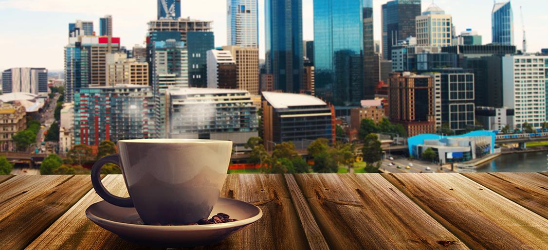 봄날의 힐링, Tea and the City!