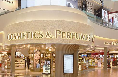 新加坡樟宜机场店1