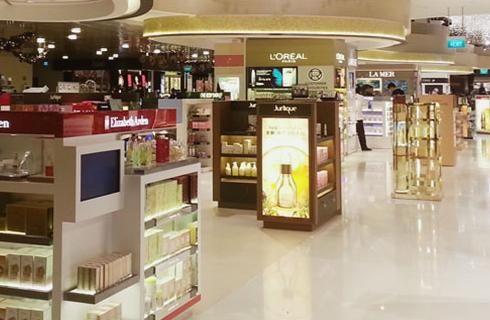 新加坡樟宜机场店2