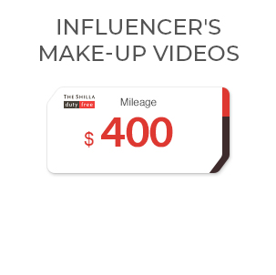 INFLUENCER'S MAKE-  UP VIDEOS