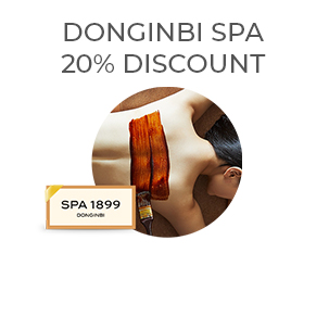 DONGINBI SPA 20% DISCOUNT