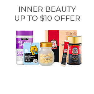 INNER BEAUTY UP TO $10 OFFER