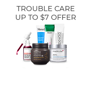 TROUBLE CARE UP TO $7 OFFER