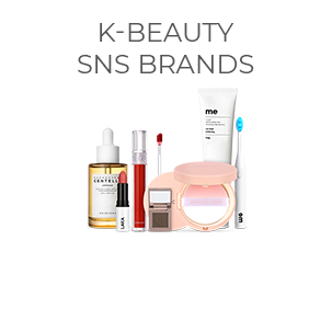 K-BEAUTY SNS BRANDS