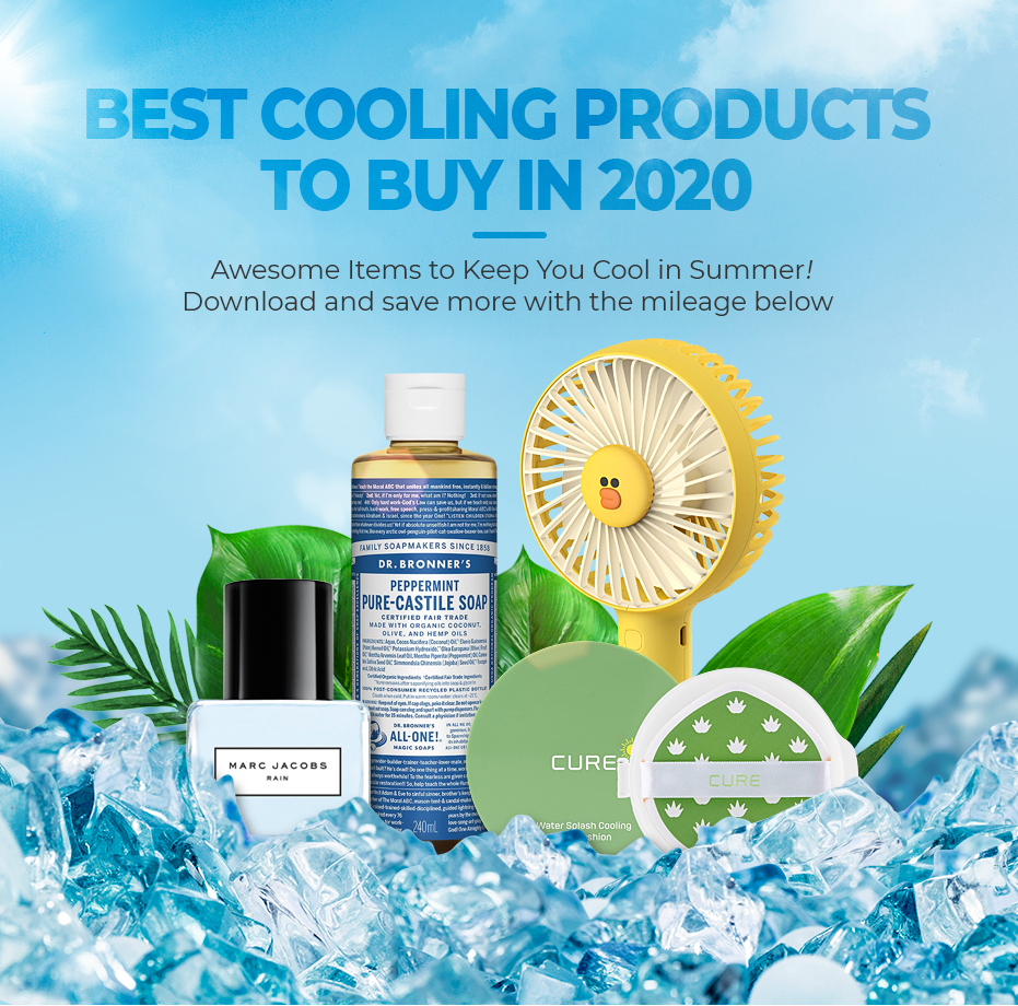 BEST COOLING PRODUCTS TO BUY IN 2020