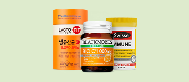 LH&D <br>면역력 건강식품 제안전